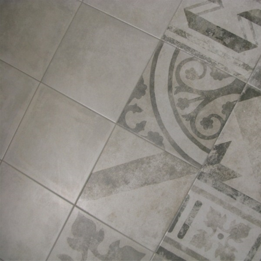 Pompei Light Grey Vloer | retrotegelwinkel.nl