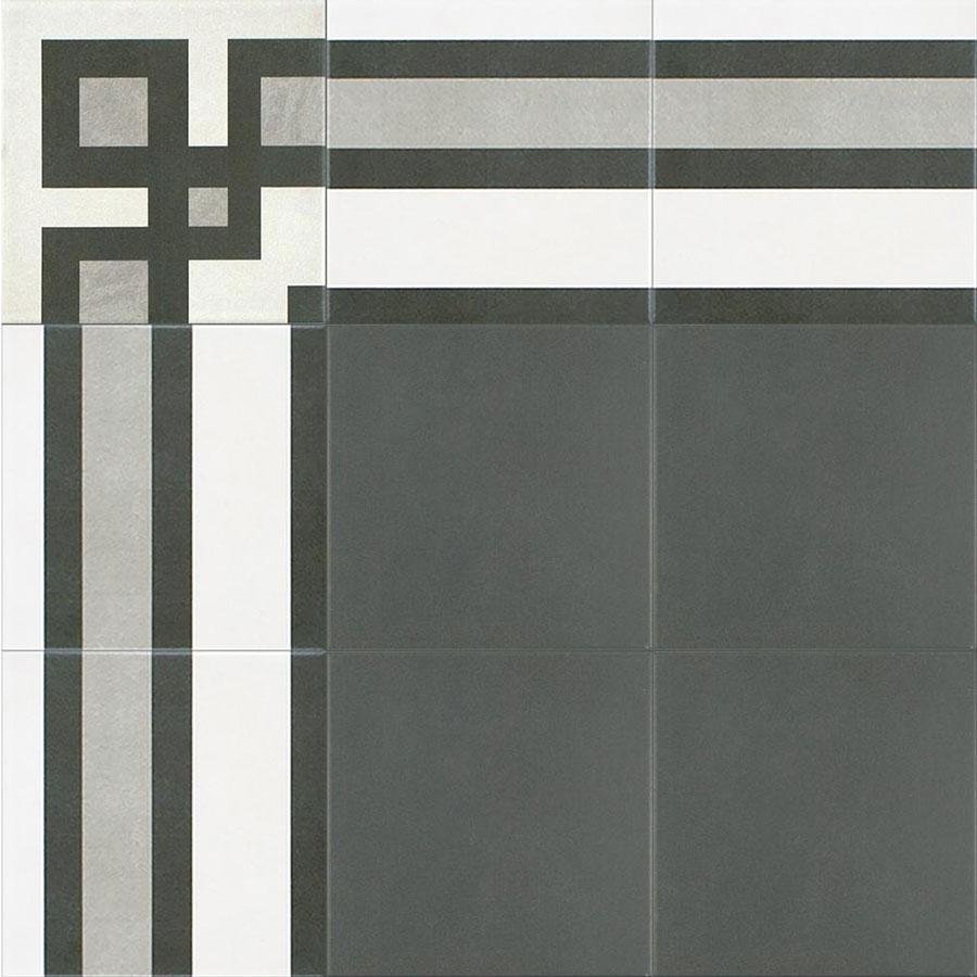 Twenties Frame Met Hoek2 | retrotegelwinkel.nl