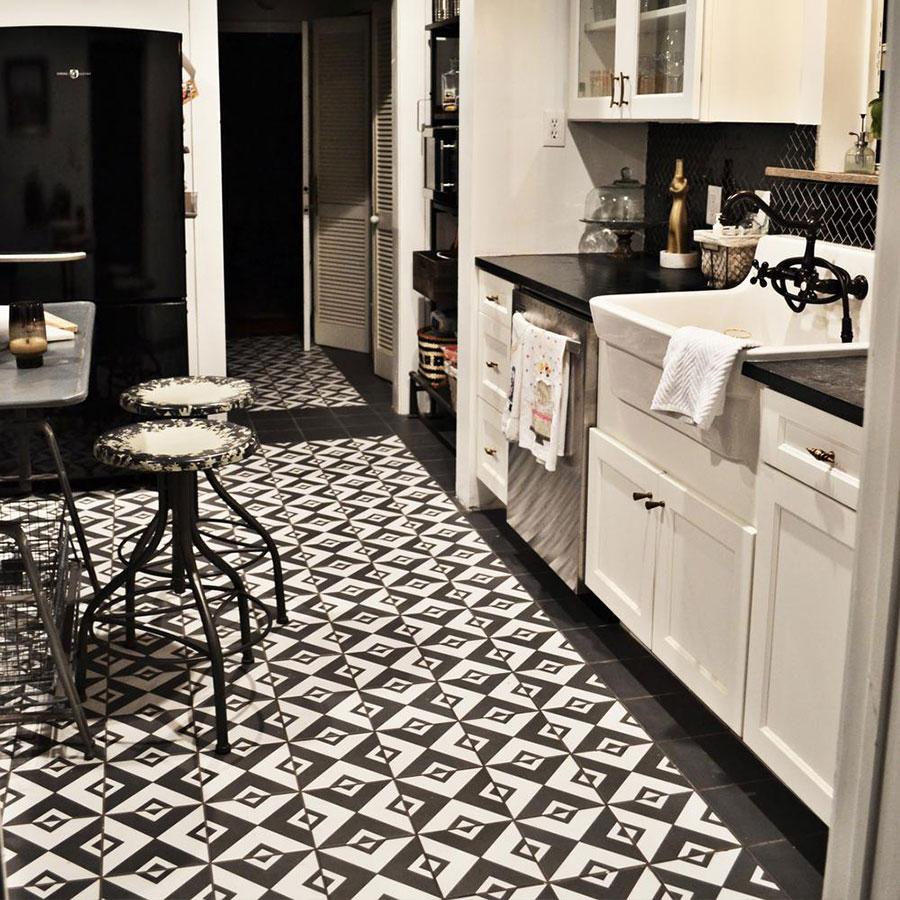 Twenties-Vertex-keuken | retrotegelwinkel.nl